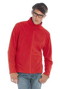 Fleece sweater B&C Coolstar Men